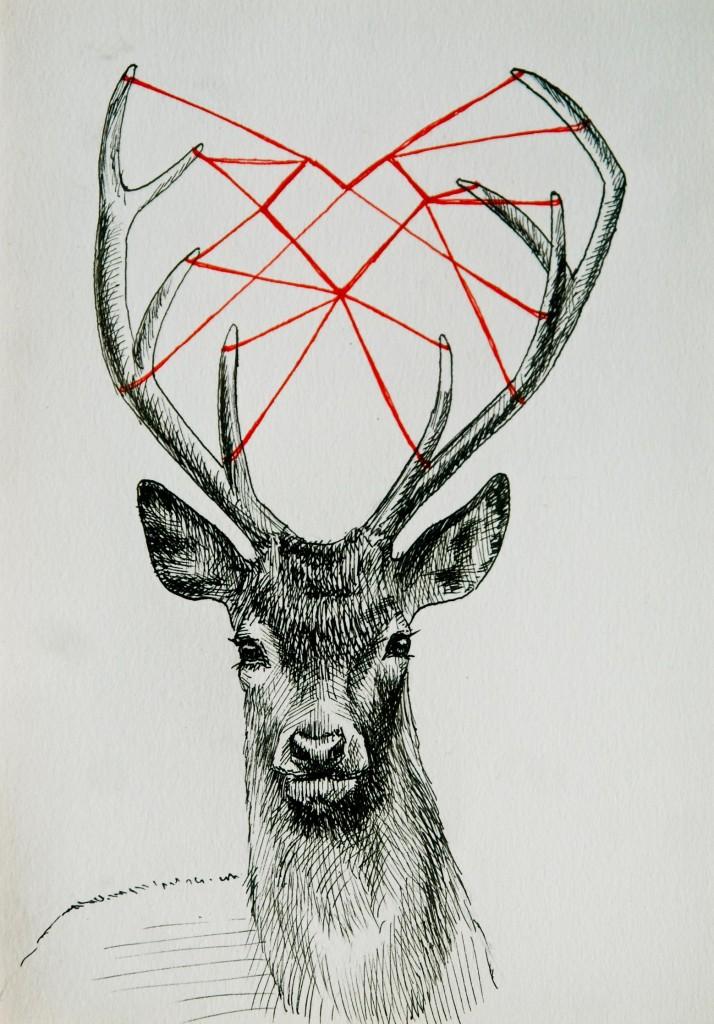 valentine_deer_postcard_by_inessa_demidova