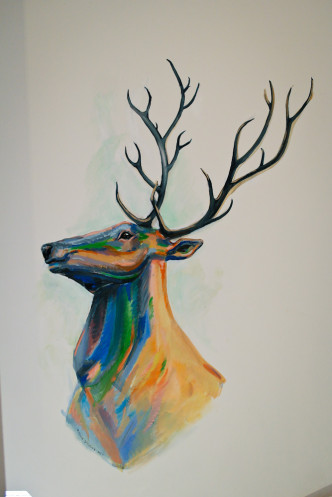 Deer Antony by Inessa Demidova