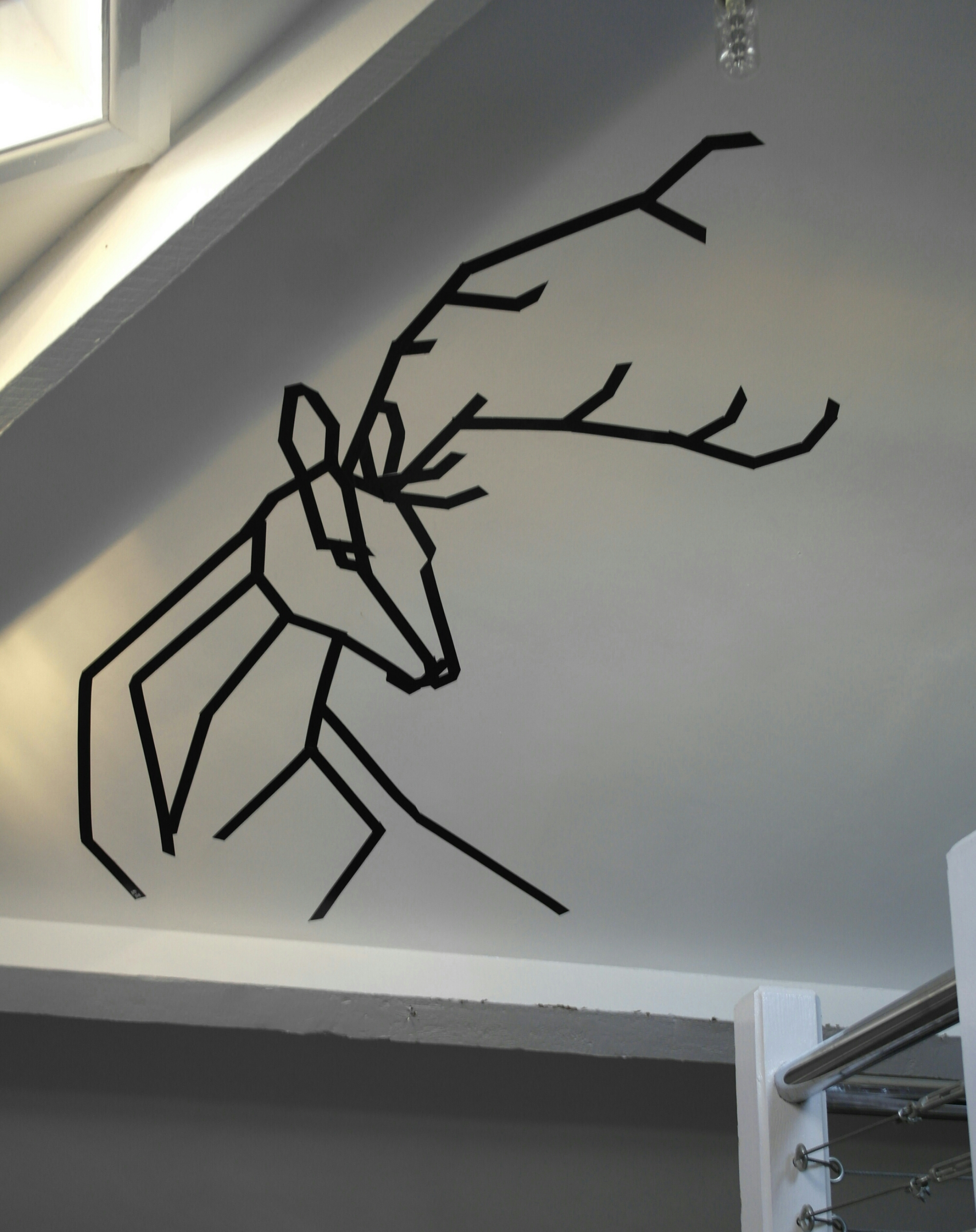 Hackney Downs Attic deer