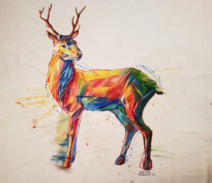 Aden deer