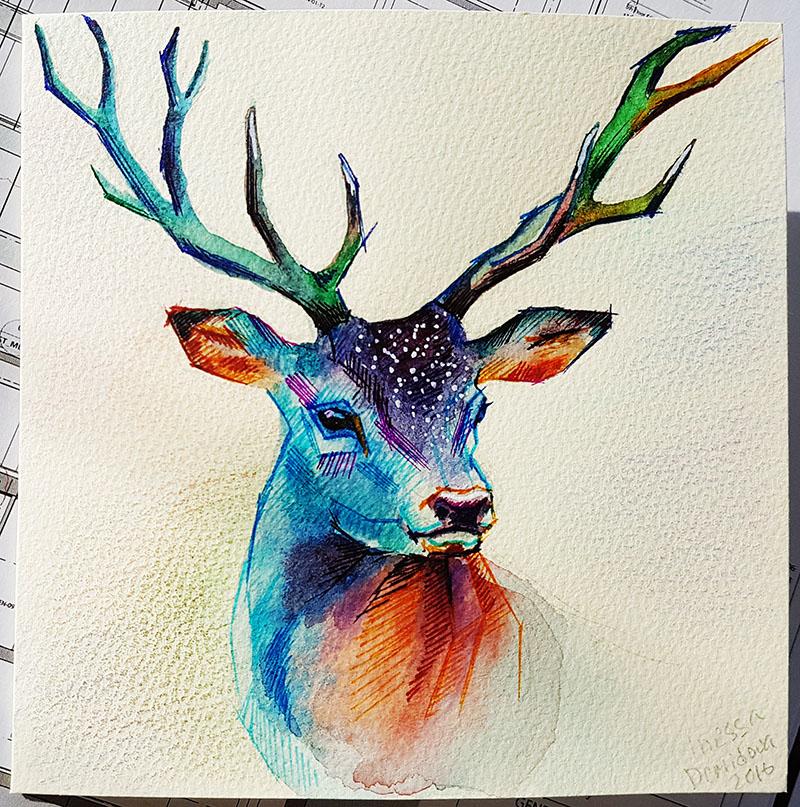 Jbuck deer