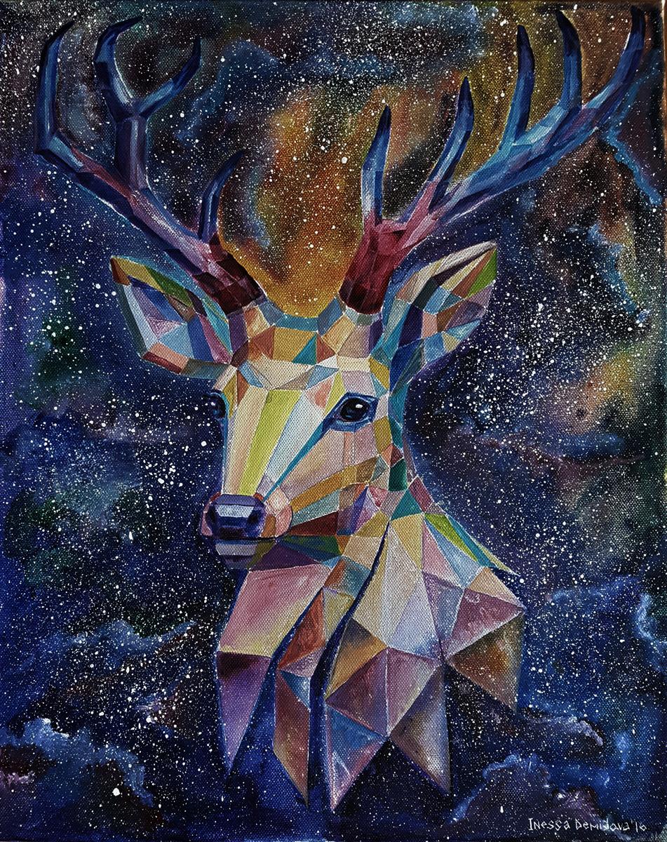 Space deer