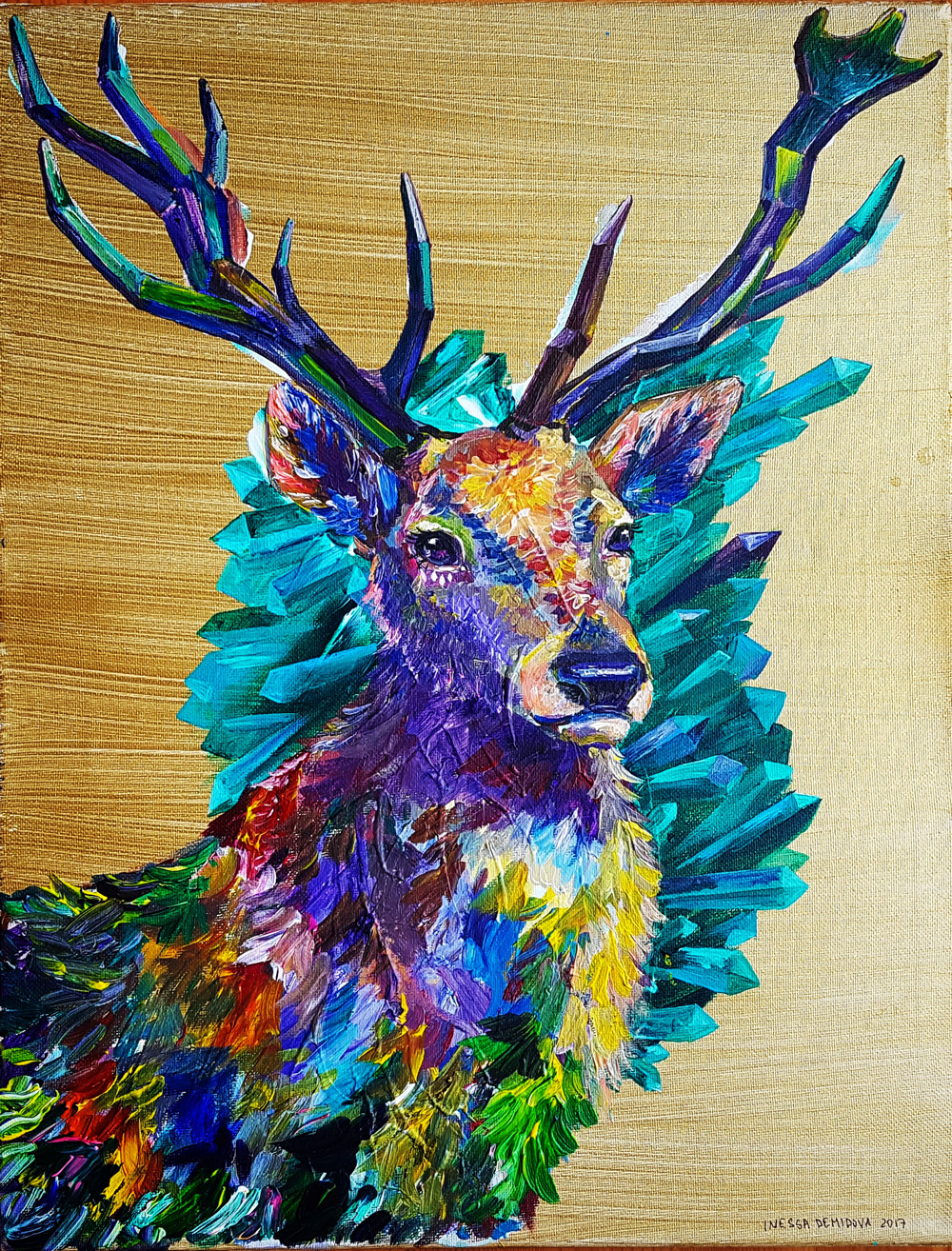 Jewel deer